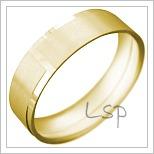 Snubní prsteny LSP 2692