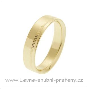 Snubní prsteny LSP 2694