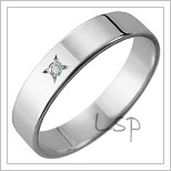 Snubní prsteny LSP 2699