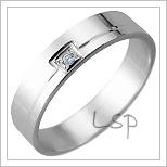 Snubní prsteny LSP 2703