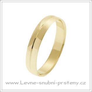 Snubní prsteny LSP 2704