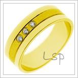 Snubní prsteny LSP 2707