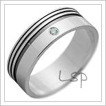 Snubní prsteny LSP 2709
