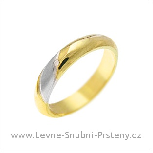 Snubní prsteny LSP 2713