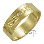 Snubní prsteny LSP 2714