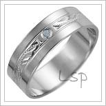 Snubní prsteny LSP 2714b