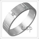Snubní prsteny LSP 2715