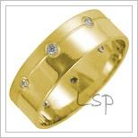 Snubní prsteny LSP 2722