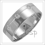 Snubní prsteny LSP 2722b