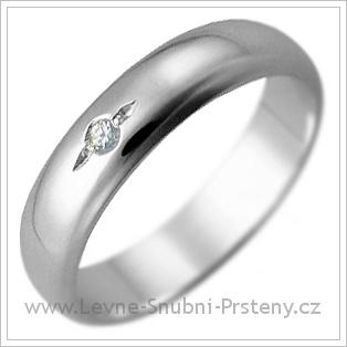Snubní prsteny LSP 2723
