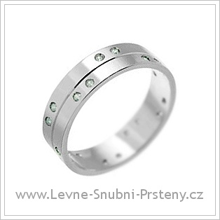 Snubní prsteny LSP 2727