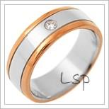 Snubní prsteny LSP 2732