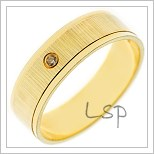 Snubní prsteny LSP 2734