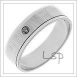 Snubní prsteny LSP 2734b