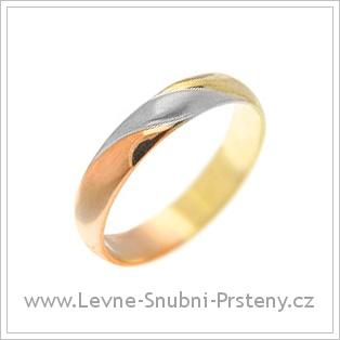 Snubní prsteny LSP 2761