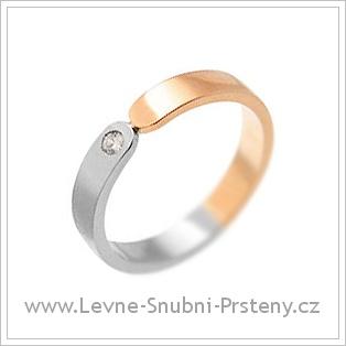 Snubní prsteny LSP 2767