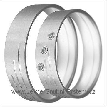 Snubní prsteny LSP 2770