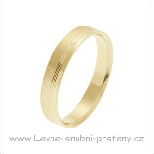 Snubní prsteny LSP 2771