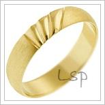 Snubní prsteny LSP 2780