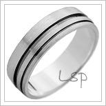 Snubní prsteny LSP 2788