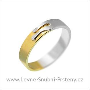 Snubní prsteny LSP 2792