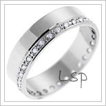 Snubní prsteny LSP 2802