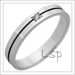 Snubní prsteny LSP 2807
