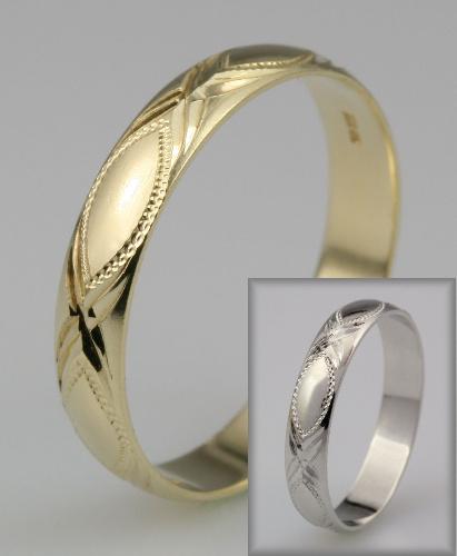 Snubní prsteny LSP 2847
