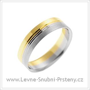 Snubní prsteny LSP 2861