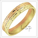 Snubní prsteny LSP 2863