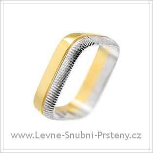 Snubní prsteny LSP 2866