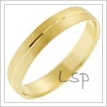 Snubní prsteny LSP 2870