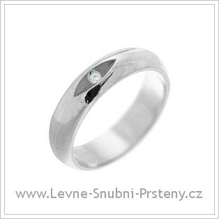 Snubní prsteny LSP 2874