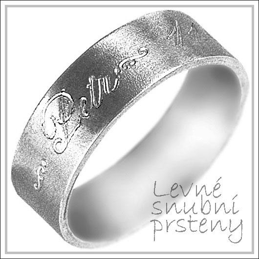 Snubní prsteny LSP 2875