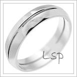 Snubní prsteny LSP 2884