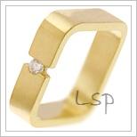 Snubní prsteny LSP 2892