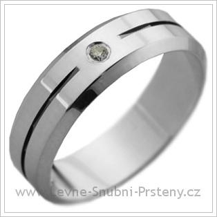 Snubní prsteny LSP 2896