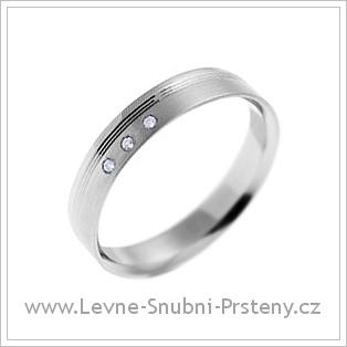 Snubní prsteny LSP 2897