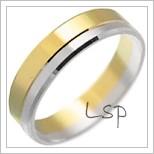 Snubní prsteny LSP 2901