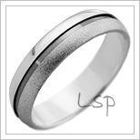Snubní prsteny LSP 2908