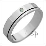 Snubní prsteny LSP 2915