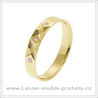 Snubní prsteny LSP 2917