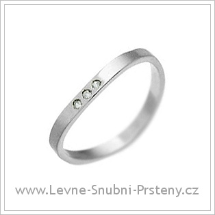 Snubní prsteny LSP 2921