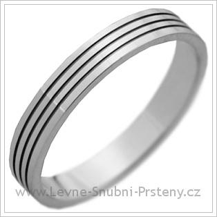 Snubní prsteny LSP 2922