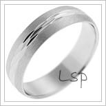 Snubní prsteny LSP 2926