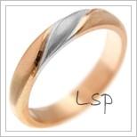 Snubní prsteny LSP 2930