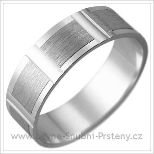 Snubní prsteny LSP 2931