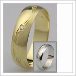 Snubní prsteny LSP 2939