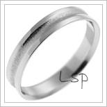Snubní prsteny LSP 2945