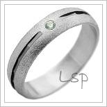 Snubní prsteny LSP 2952
